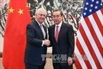 Ngoại trưởng Mỹ, Trung trao đổi về vấn đề hạt nhân Triều Tiên