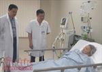 Cứu sống cụ bà 92 tuổi hoại tử u nang buồng trứng, u trong u