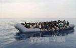 Thêm người tử nạn trên hành trình vượt biển Địa Trung Hải