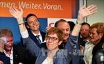 Bầu cử Đức: Đảng CDU chiến thắng tại bang Schleswig-Holstein