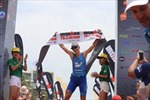 Tân vô địch Ironman 70.3 Việt Nam 2017 đến từ 'xứ sở chuột túi'