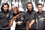 Manchester United ra mắt áo đấu sân khách mùa giải 2017/18