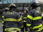 Hỏa hoạn tại tòa án ở thành phố New York, 13 người bị thương