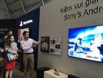 Sony ra mắt TV 4K HDR 2017