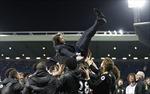 Những hình ảnh ấn tượng ngày Chelsea đăng quang
