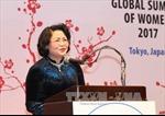 Bế mạc Hội nghị thượng đỉnh phụ nữ toàn cầu 2017