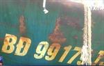 Hợp đồng một đằng, thực hiện một nẻo trong vụ đóng tàu vỏ thép ở Bình Định