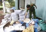 Hà Tĩnh: Phát hiện kho chứa gần 1 tấn thịt động vật ngoại nhập ôi thiu