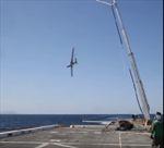 Xem lính thủy đánh bộ Mỹ giăng dây tóm máy bay không người lái