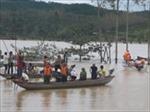Tuyên Quang: Lật thuyền, một học sinh mất tích