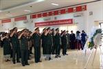 Lễ bàn giao hài cốt quân tình nguyện, chuyên gia Việt Nam tại Lào