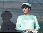 Công chúa Nhật Bản từ bỏ danh vị để lấy chồng thường dân