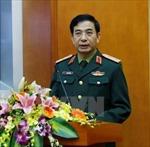 Tổng Tham mưu trưởng quân đội Phan Văn Giang dự Hội nghị ACDFIM– 14
