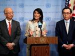 Mỹ hối thúc Trung Quốc tăng cường trừng phạt Triều Tiên