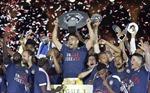 Những người làm nên chức vô địch cho Monaco sau 17 năm chờ đợi