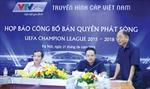 VTVcab ngừng phát sóng Champions League và Europa League: Ai chịu thiệt?