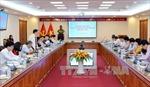 Lãnh đạo TTXVN làm việc với Trưởng các cơ quan đại diện Việt Nam ở nước ngoài nhiệm kỳ 2017 - 2020