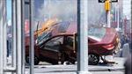 'Xe điên' tông kinh hoàng trên Quảng trường Thời đại, New York, 23 người thương vong