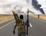 Tấn công quân sự tại Libya, ít nhất 60 người thiệt mạng
