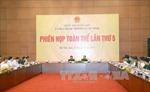 Phiên họp toàn thể lần thứ 5 Ủy ban Quốc phòng và An ninh của Quốc hội