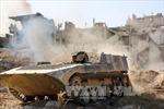 Syria lên án cuộc tấn công của liên quân do Mỹ dẫn đầu