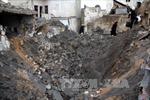Nga lên án Mỹ không kích lực lượng chính phủ Syria