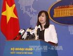 Phản ứng của Việt Nam trước việc Triều Tiên phóng thử tên lửa đạn đạo