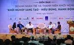 Phó Thủ tướng Vương Đình Huệ: Khởi nghiệp là dám đương đầu với rủi ro