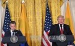 Mỹ cam kết tiếp tục hỗ trợ Colombia chống ma túy