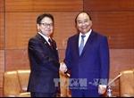 Thủ tướng mong muốn Việt - Nhật nâng tầm quan hệ thương mại