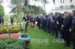 Xúc động hoạt động kỷ niệm sinh nhật Bác tại Pháp