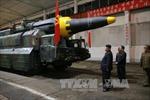 Lãnh đạo Triều Tiên phê chuẩn việc triển khai tên lửa thế hệ mới