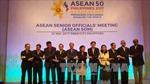 Cuộc họp các quan chức cấp cao ASEAN tại Philippines