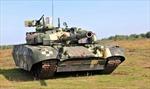Tổng thống Ukraine điều cả đoàn xe tăng T-80 tới Donbass