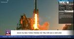 Dịch vụ mai táng trong vũ trụ với giá 2.500 USD