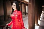 Thanh xuân với áo dài thanh lịch cùng Hoa hậu Sương Đặng