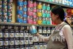 Đề xuất không kiểm dịch đối  với nhóm hàng sữa bột nhập khẩu