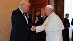 Tổng thống Mỹ và Giáo hoàng Francis tặng gì cho nhau trong lần đầu gặp mặt?