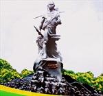 Giải quyết dứt điểm vụ 'tượng đài N'Trang Lơng chậm tiến độ, sai từ khâu thiết kế'