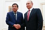Ông Duterte mời Tổng thống Putin thăm Philippines