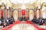 TTXVN và THX cần góp phần làm sâu sắc hơn tình hữu nghị, sự hiểu biết, tin cậy Việt-Trung