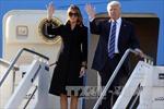 Tổng thống Mỹ Donald Trump bắt đầu chuyến thăm Bỉ