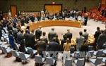Hội đồng Bảo an thông qua nghị quyết về chống khủng bố