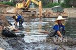 Khu vực phía Tây Hà Nội vẫn sẽ ngập khi mưa lớn