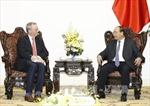 Thủ tướng Nguyễn Xuân Phúc tiếp Tập đoàn Alphabet, Hoa Kỳ