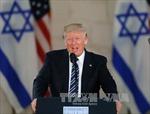 Tổng thống Mỹ cam kết trước G7 giải quyết 'vấn đề Triều Tiên'