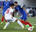 Các tuyển thủ U20 Việt Nam lạc quan trước trận gặp Honduras