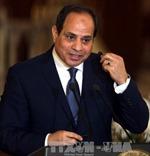 Ai Cập tiến hành không kích nhằm vào khủng bố ở Lybia