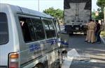 Tai nạn giao thông trên cao tốc Hà Nội - Hải Phòng làm 3 người thương vong