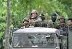 Philippinnes dùng hỏa lực mạnh tấn công các vị trí của phiến quân Hồi giáo tại Marawi